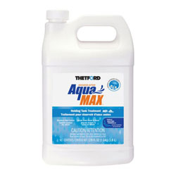 Thetford Aquamax Holding Tank Treatment - Spring Showers, 1 Gallon