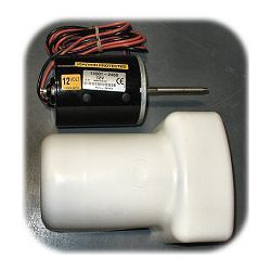 Jabsco Replacement Electric Marine Toilet Motor