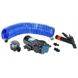 Jabsco PAR-Max 5.0 Washdown Pump Kit