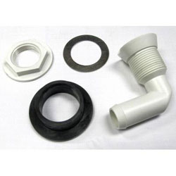 Jabsco Rinse Intake Seal And Elbow