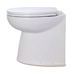 Jabsco Deluxe Flush Electric Toilet - Fresh Water
