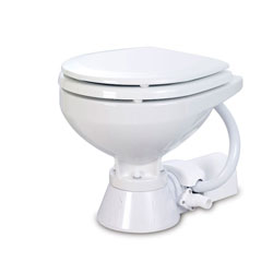 Jabsco Electric Toilet
