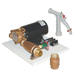 Groco C80 Deck Wash Pump Kit