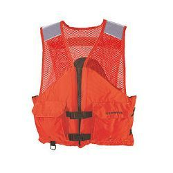 Stearns SAR Search And Rescue ANSI Commercial / Work Life Jacket / PFD