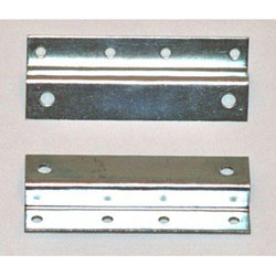 FireBoy - Xintex LPG Propane Gas Regulator Mounting Brackets