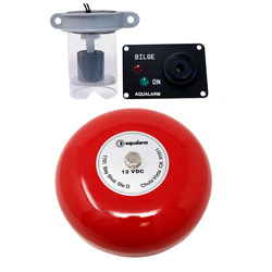 Aqualarm High Bilge Water Level Warning System