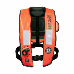 Mustang HIT Commercial / Work Vest Inflatable Life Jacket / PFD