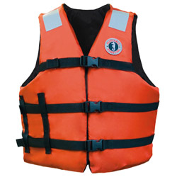 Mustang Classic Industrial Life Jacket / PFD