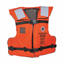 Mustang Type III / V Commercial / Work Utility Life Jacket / PFD