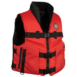 Mustang ACCEL100 Fishing Life Jacket / PFD