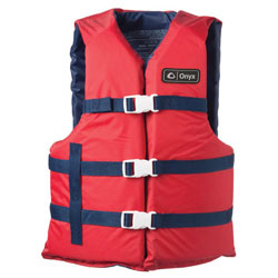 Onyx Adult General Purpose Life Jacket / PFD