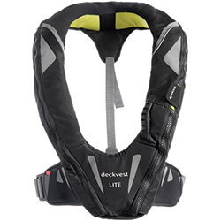 Spinlock Deckvest LITE Inflatable PFD / Life Jacket