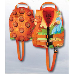 Full Throttle Child's Character Life Jacket / PFD USCG
