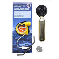 Mustang HIT Inflatable Life Jacket / PFD  Re-Arm Kit