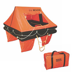 Revere Offshore Commander 2.0 Liferaft 4-Person / Valise