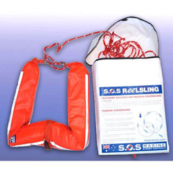 Reelsling MOB Recovery Device