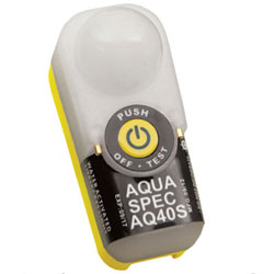 AquaSpec AQ40S High Performance LED Lifejacket Light - Integral Sensors