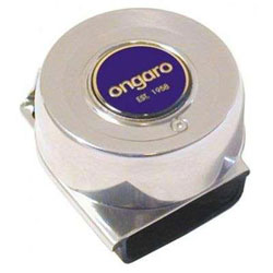 Ongaro Electric Standard Marine Mini Compact Single Horn - 12 Volt