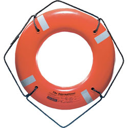 "Jim-Buoy SOLAS Series 30"" Life Ring"