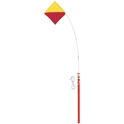 Jim-Buoy Economy Man Overboard Pole 11-1/2 ft.