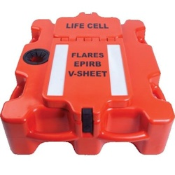 Life Cell CREWMAN Safety Equipment Case