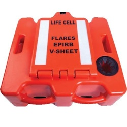 Life Cell TRAWLERMAN Safety Equipment Case