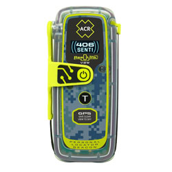 ACR ResQLink View Personal Locator Beacon with Digital Display