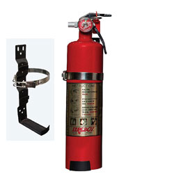 FireBoy - Xintex Portable Fire Extinguisher - 2.5 lb