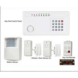 Aqualarm Wireless Boat Security System