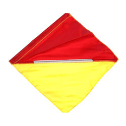 Forespar Replacement Man Overboard Flag