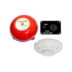 Aqualarm Fire Alarm Kit