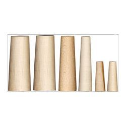 Plastimo Wood Plugs Set Of 6