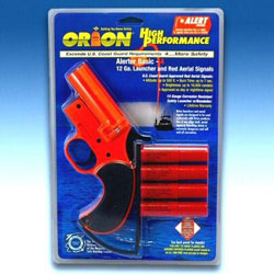 Orion 12-Gauge Alerter Basic  Launcher with (4) Aerials