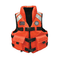 Mustang High Impact Search & Rescue SAR Commercial / Work Life Jacket / PFD
