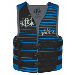Full Throttle Teen Rapid-Dry Life Jacket / PFD