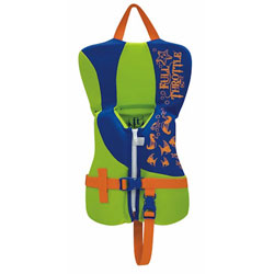 Full Throttle Infant's Rapid-Dry Life Jacket / PFD