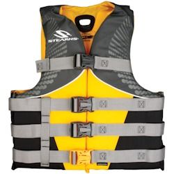 Stearns Women's Infinity Series Gold Rush Life Jacket / PFD