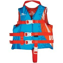 Stearns Child Antimicrobial Life Jacket / PFD