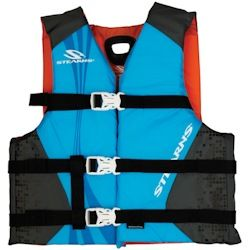Stearns Youth Antimicrobial Life Jacket / PFD