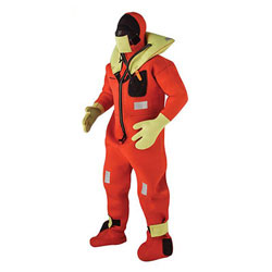 Kent  Immersion Suit - USCG