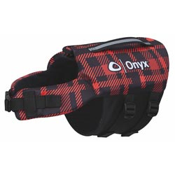 Onyx Neoprene Pet Life Vest / Jacket / PFD