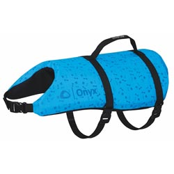 Onyx Nylon Pet Life Jacket - Small