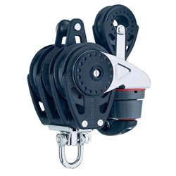 Harken 75 mm Hex ratchet Triple Block
