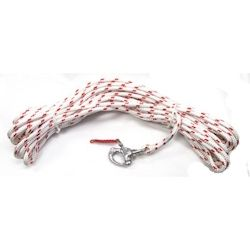 Novabraid XLE Jib / Spinnaker Halyard with Snap Shackle - 1/2""