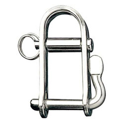 Ronstan Flat Headboard / Halyard Shackle - 5/16""