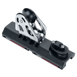 Harken Midrange Genoa Lead Car with Non-Captive Ball Bearings