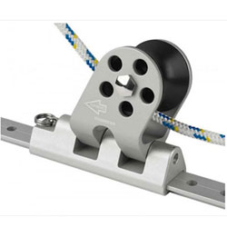 Schaefer Twin Sheet Lead Block On T-Track Slider