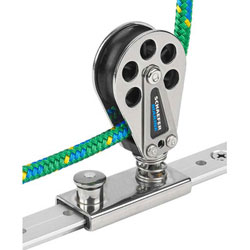 Schaefer Stand Up Spring Block On T-Track Slider