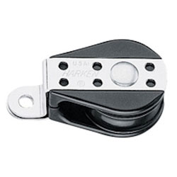 Harken 29 mm Bullet Block Pivoting Cheek Block