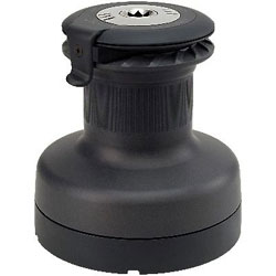 Antal XT Series Reduced Speed, Self Tailing Winches - Size 52 Black Aluminum